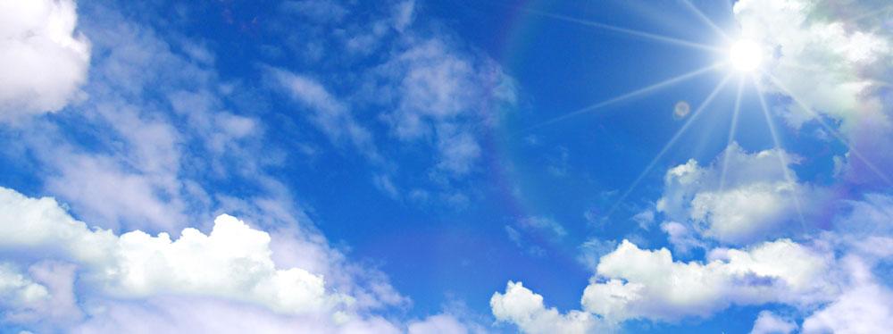 紫外線イメージ画像